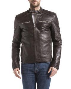 Leather Jacket Idannus