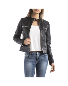 Leather Jacket Madeira