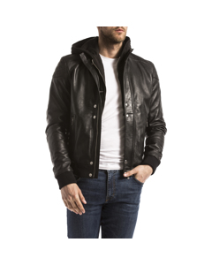 Leather Jacket Maros