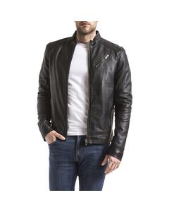 Leather Jacket Mino
