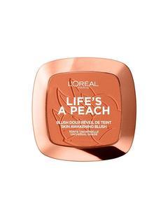 Loreal Life Is A Peach Blush