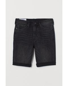 Freefit® Slim Shorts Schwarz/Washed out