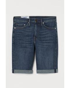 Freefit® Slim Shorts Dunkelblau