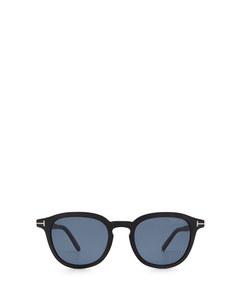 Ft0816 Matte Black Solglasögon