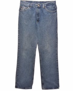Stone Wash Lee Jeans