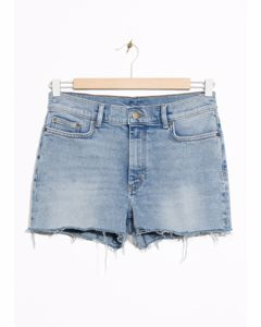 L3 American Canyon Shorts Blauw