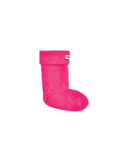 Hunter Kids Boot Sock  Fuchsia