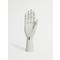 Wooden Jewelry Hand White