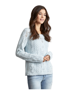 Fabulosa Sweater Soft Blue