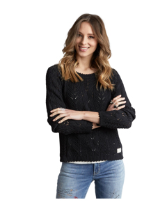 Fabulosa Sweater Almost Black