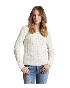Fabulosa Sweater Chalk