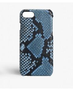 Iphone 7/8 Python Azzurro
