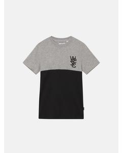 Max Blocked Jr S/s T-shirt