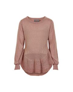 Pullover Frill Deauville Mauve