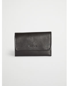 Key Holder Black Leather Black