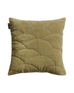 Siena Cushion Cover Soft Grey Green