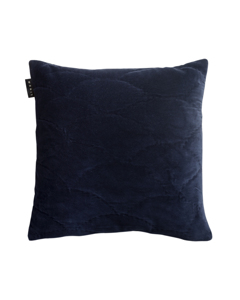 Siena Cushion Cover Ink Blue