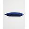 Basic Velvet Cushion Cover 30x50 Blue