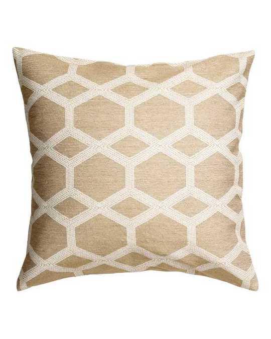 H&M HOME Haag Lurex Cushion Cover 50x50 Gold