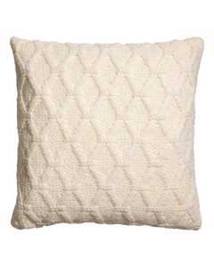 Carson Cushion Cover 50x50 White