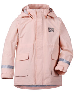 Cora Kids Jkt Powder Pink
