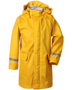 Makrill Kids Coat Yellow