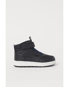 Vattentäta Sneakers Svart