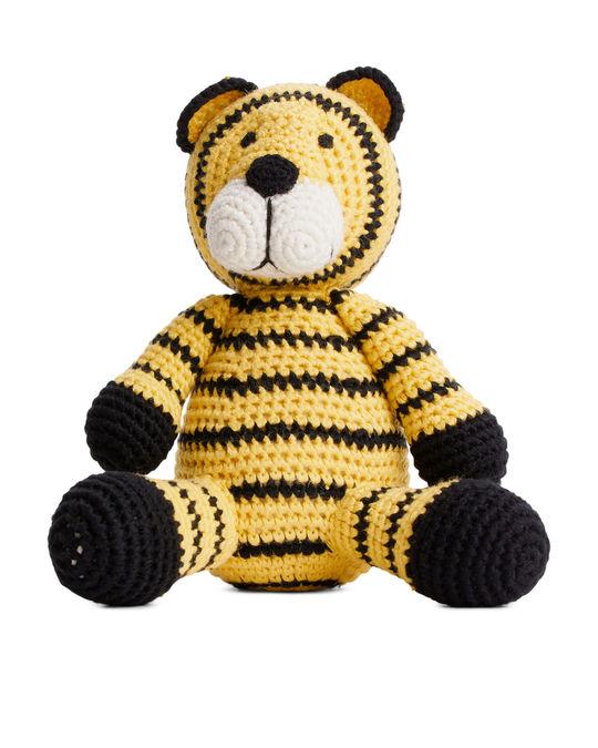 Arket natureZOO Mr Tiger Yellow/Black