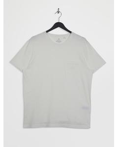 D2. Sunfaded Ss T-shirt Eggshell
