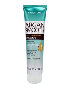 Creightons Argan Smooth Conditioning Masque 125ml