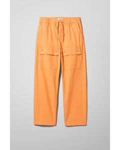 Cargohose Ceasar Orange