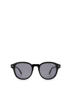 Ft0752-n Black Solglasögon