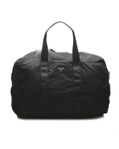 Prada Tessuto Travel Bag Black