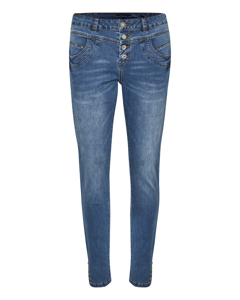 Jolie Jeans - Baiily Fit Rich Blue Denim