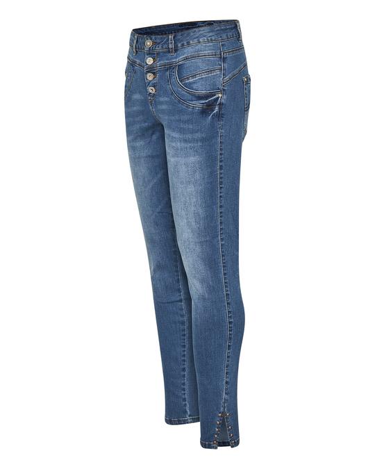 Cream Jolie Jeans - Baiily Fit Rich Blue Denim