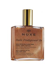 Nuxe Huile Prodigieuse Or Multi Purpose Illuminating Dry Oil 100ml