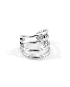 Anchor & Crew Bondi Surf Silver Ring