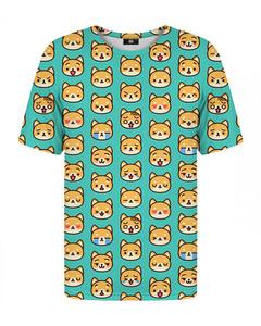 Mr. Gugu & Miss Go Shiba T-shirt Japan Teal