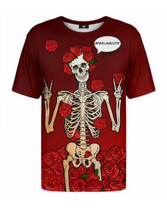 Mr. Gugu & Miss Go Feeling Cute T-shirt Love Red