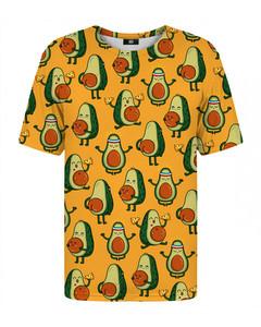 Mr. Gugu & Miss Go Avocado Yellow T-shirt Dandelion