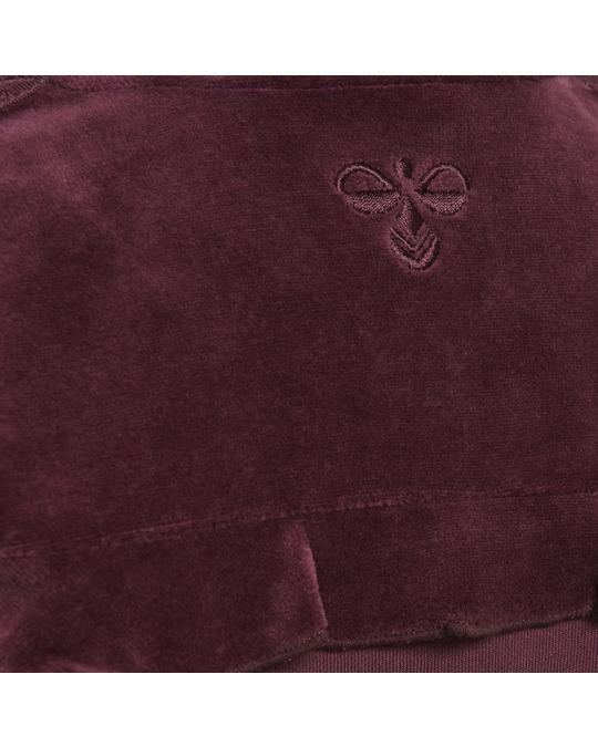 Hummel Tala Zip Jacket Bordo