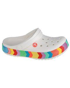 Crocs > Crocs Crocband Chevron Beaded Clog Kids 207007-100