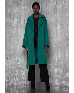 Kylo Jacket Dark Green