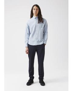 Reg Trouser Dk Blue
