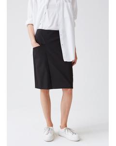 Two Skirt Black