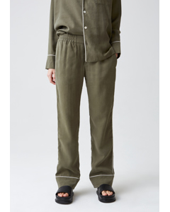Bon Trouser Khaki Green