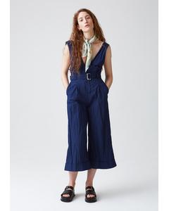 Match Jumpsuit Dk Blue