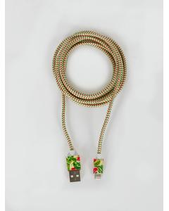 Fashion Cable, 2m One In A Melon Melon