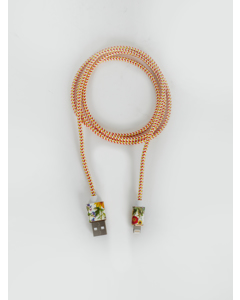 Fashion Cable, 1m Flower Meadow Flower Meadow