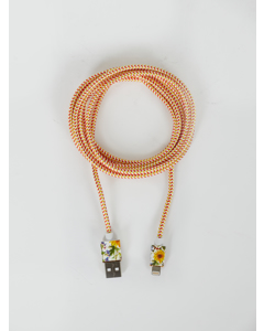 Fashion Cable, 2m Flower Meadow Flower Meadow